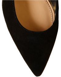 B Brian Atwood | Karina Embellished Suede Pumps | Lyst