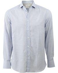 Brunello Cucinelli | Checked Shirt | Lyst