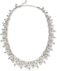 Kate Spade | Catching Light Crystal Necklace | Lyst