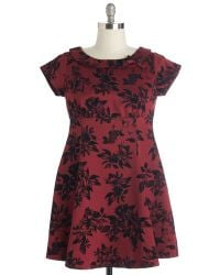 Ixia Tickling The Ivories Dress in Floral - Lyst