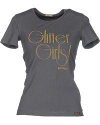 John Galliano T-Shirt green - Lyst