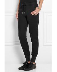 Zoe Karssen Cotton-blend Terry Track Pants - Lyst