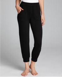 Kensie - Basic Crop Trousers - Lyst