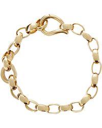Tamara Comolli - Small Middle Drop Clasp Bracelet - Lyst