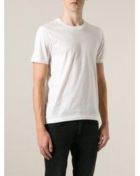 Emporio Armani Crew Neck T-Shirt - Lyst