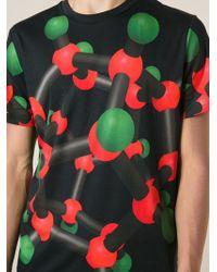 Christopher Kane Molecules Tshirt - Lyst