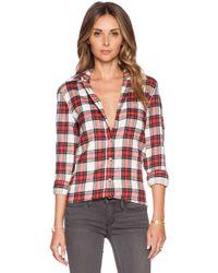 Jenni Kayne Multicolor Boyfriend Shirt - Lyst