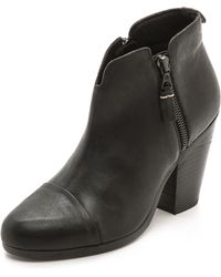 Rag & Bone Margot Boots Black - Lyst