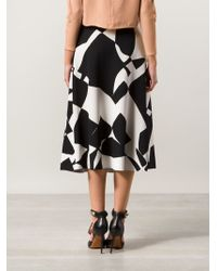 By Malene Birger Costania Skirt - Lyst