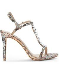 Steve Madden Multicolor Lolyy Sandals - Lyst