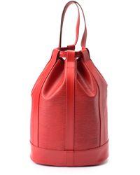 Louis Vuitton Epi Randonnee Pm Shoulder Bag - Lyst