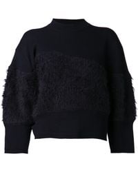 3.1 Phillip Lim Dolman Sleeved Sweater - Lyst