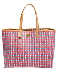 Tory Burch 'Kerrington Square' Tote - Lyst