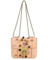 Chloé Small Elsie Embellished Shoulder Bag - Lyst