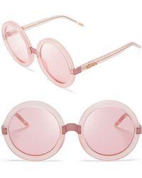 Wildfox Malibu Barbie Sunglasses Dreamhouse Collection - Lyst