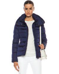 Moncler Rille Polyamide Jacket - Lyst
