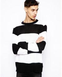 Cheap Monday On Knit Sweater - Lyst