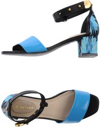 Kat Maconie Sandals blue - Lyst