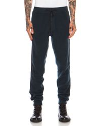 Marc Jacobs Blue Mens Sweatpant - Lyst
