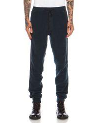 Marc Jacobs Mens Sweatpant blue - Lyst