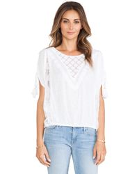 Free People South Of The Equator Top - Lyst