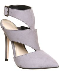 Office Scorpio Cut Out Point Slingback - Lyst