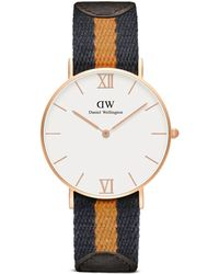 Daniel Wellington Grace Selwyn Watch, 36Mm brown - Lyst