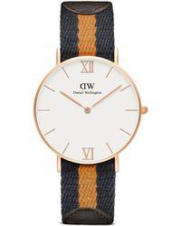 Daniel Wellington Grace Selwyn Watch, 36Mm brown - Lyst