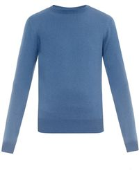 Raey Classic Crew-Neck Cashmere Sweater - Lyst