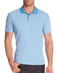 BOSS | Piket Striped Polo | Lyst