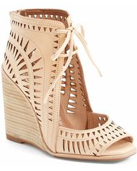 Jeffrey Campbell 'Rodillo-Hi' Wedge Sandal - Lyst