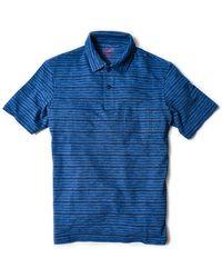 Grayers - Modern Fit Stripe Polo Shirt - Lyst