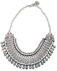 Natalie B. Jewelry | Lucky Princess Statement Bib | Lyst