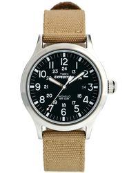 Timex - Originals Canvas Strap Watch - Lyst