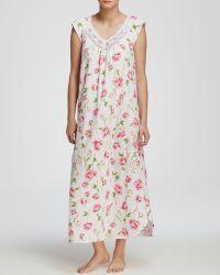 Carole Hochman Spring Awakening Long Gown - Lyst