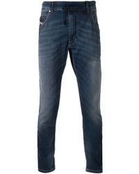 Diesel Blue Krooley Jeans - Lyst