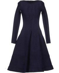 Alaïa Kneelength Dress - Lyst