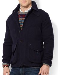 Ralph Lauren Polo Thorton Hunting Jacket - Lyst