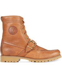 Polo Ralph Lauren Ranger Boots brown - Lyst