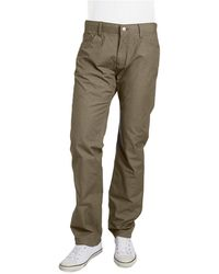 English Laundry - Cotton Trousers - Lyst