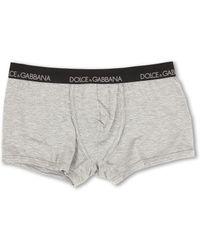Dolce & Gabbana Stretch Modal Regular Boxer - Lyst