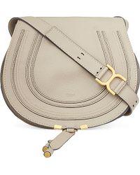 Chloé Marcie Satchel Bag - For Women - Lyst