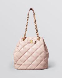 Ferragamo Shoulder Bag - Genny Bucket - Lyst