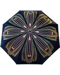 Raindance Umbrellas - Flores Peach & Gold - Lyst
