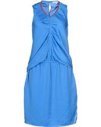 Carven 3/4 Length Dress - Lyst