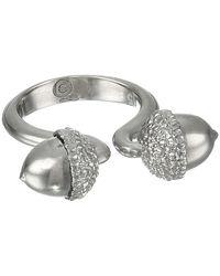 Alexander McQueen Acorn Ring - Lyst