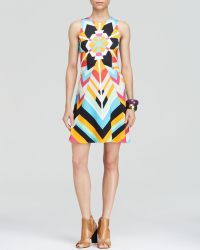 Mara Hoffman Dress - Geometric Print - Lyst