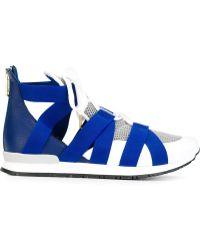 Vionnet - Hi-top Sneakers - Lyst