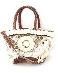 Figue - Tuk Tuk Embroidered Tote Bag - Lyst