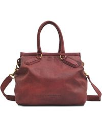 Liebeskind Addison Double Dyed Shoulder Tote Bag - Lyst